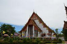 Ayutthaya Wat Na Phra Men