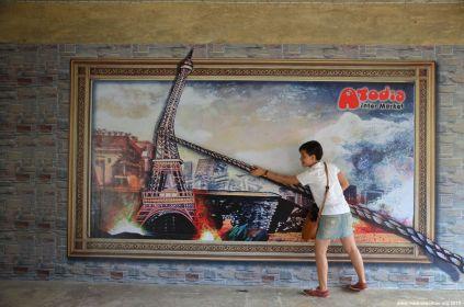 Ayutthaya Eiffelturm