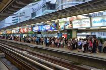 Bangkok Asok BTS Station Terminal 21