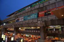 Bangkok Central World Siam BTS Station