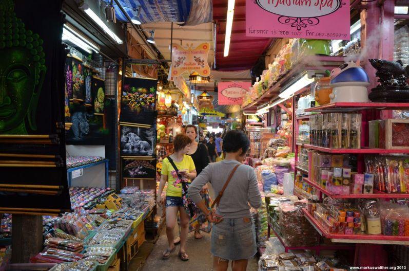 Bangkok Chatuchak Weekend Market