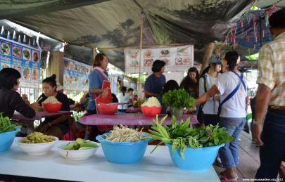 Bangkok Chatuchak Weekend Market Küchen