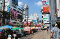 Bangkok Stadtgetümmel
