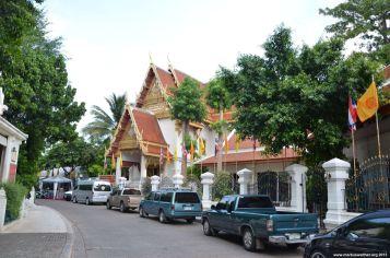 Bangkok Goldenener Berg