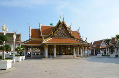 Bangkok Tempelanlage