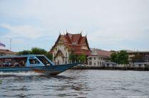 Bangkok Chao Phraya Tempel