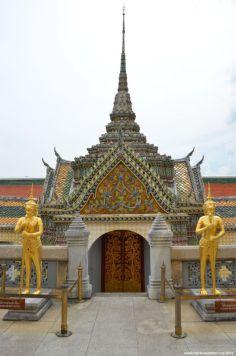 Bangkok Wat Phra Kaeo