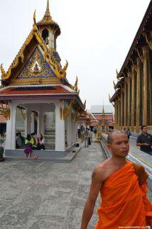 Bangkok Wat Phra Kaeo Prasart Phra Thepbidorn