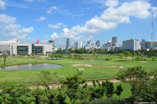Bangkok Golfplatz