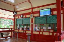 Hua Hin Railway Station Kasse