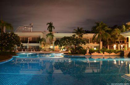 Nacht im Sheraton Hua Hin Resort & Spa in Cha Am