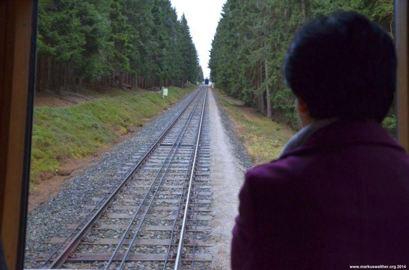 Der lange Weg nach oben