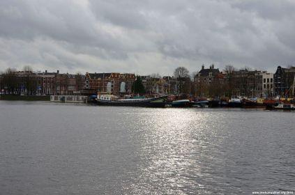 Hausboot Neeltje, Prins Hendrikkade, Amsterdam