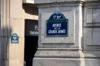 Avenue de la Grande-Armée