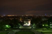 Blick über Paris von Montmartre