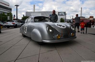 Porsche 356 SL Coupé 1951