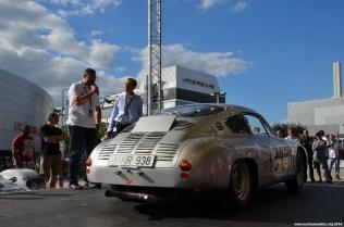 Porsche 356 Carrera Abarth 1960