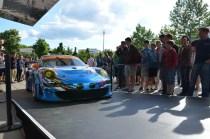 Porsche 911 GT3 RSR Le Mans 2011