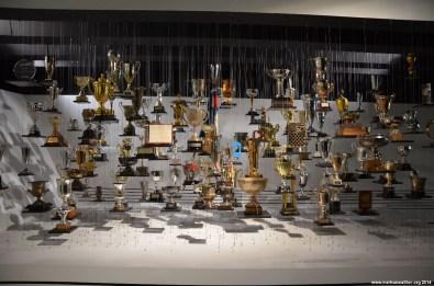 Porsche Pokal-Sammlung
