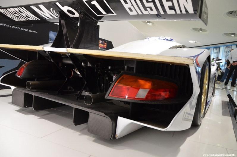 Porsche 911-996 GT 1 Le Mans 1998
