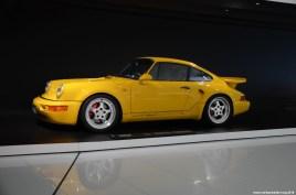 Porsche 911 Turbo S 3.3 Leichtbau (1992)
