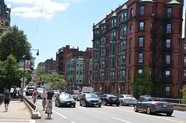 Wohngebäude in Boston