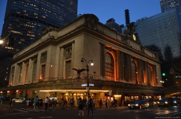 Grand Central Terminal (Station) New York am Abend