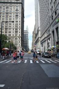 Im Financial District New York