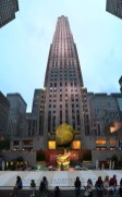Panorama des Rockefeller Center, New York