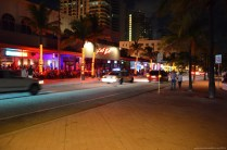 Am Atlantic Boulevard, Fort Lauderdale, Florida