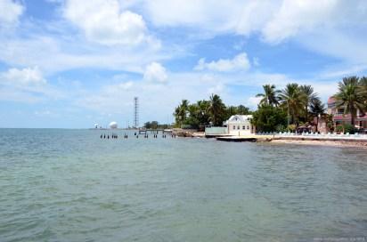 Key West mit Naval Air Station