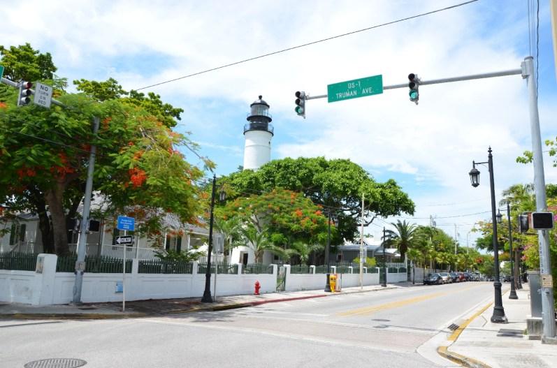 Der Leuchtturm von Key West