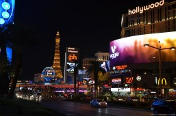 Planet Hollywood und Paris Las Vegas