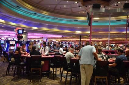 Im Flamingo Casino, Las Vegas