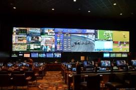 Sportwetten im Casino in Las Vegas