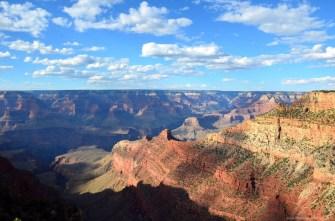 Blick über den Grand Canyon
