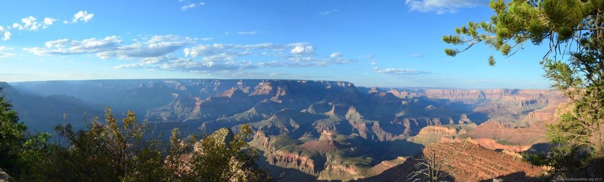 Grand Canyon Nationalpark Panorama 2