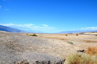 Blick durch Death Valley
