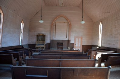 Methodisten-Kirche Innenansicht