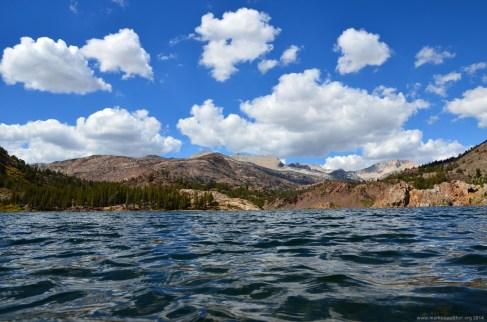 Tenaya Lake See am Morgen