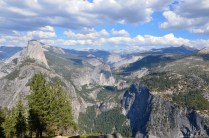 Glacier Point View auf den Half Dome