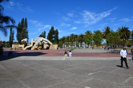Port of San Francisco Vaillancourt Fountain