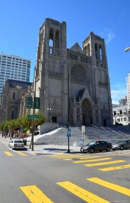 Grace Kathedrale in San Francisco