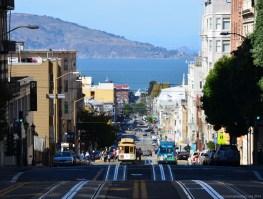 Blick über die Bucht von San Francisco