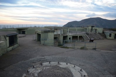 Battery Spencer in den Marin Headlands