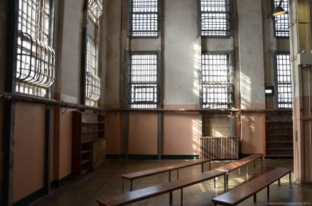 Bibliothek von Alcatraz Island