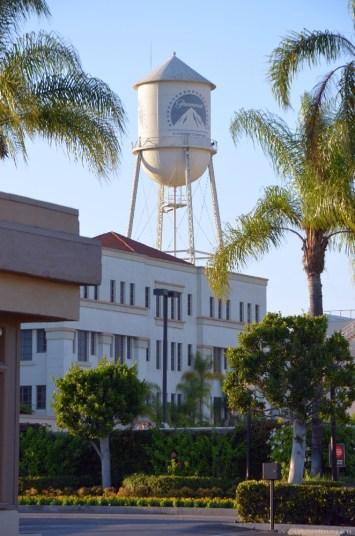 Paramount Pictures Wasserturm