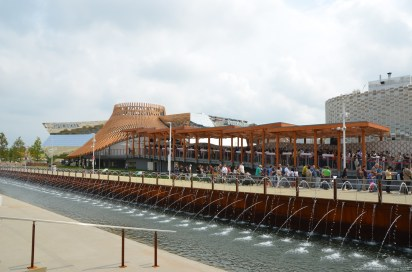 Thailand-Pavillon auf der Expo 2015