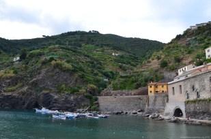 Il Conventino delle 5 Terre, Vernazza, La Spezia, Italien