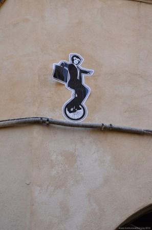 Streetart in Montpellier